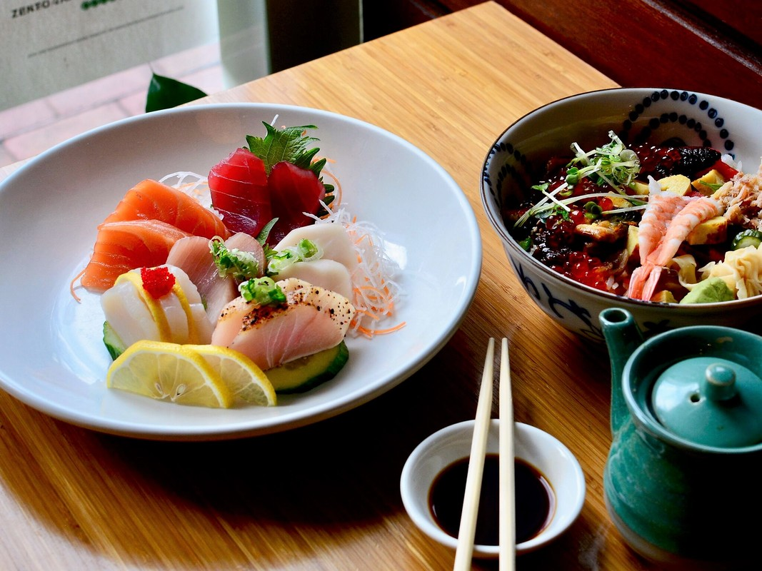 a5e8ebd3029c Una Maguro Don (Dinner Size)    Thank you for your beautiful picture Kaylee